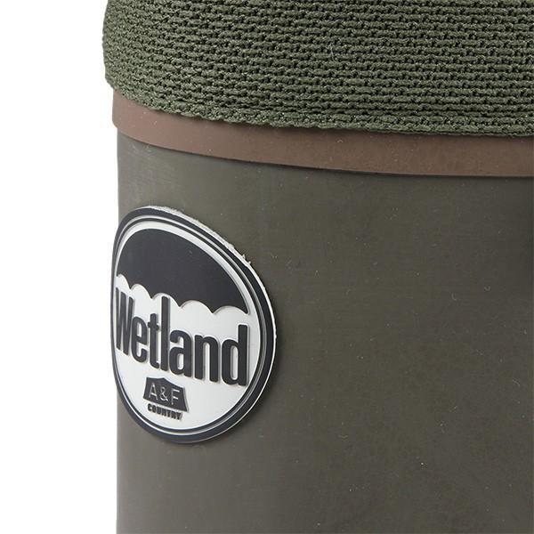 Wetland ウェットランド PKレインブーツ オリーブ aandfshop 09