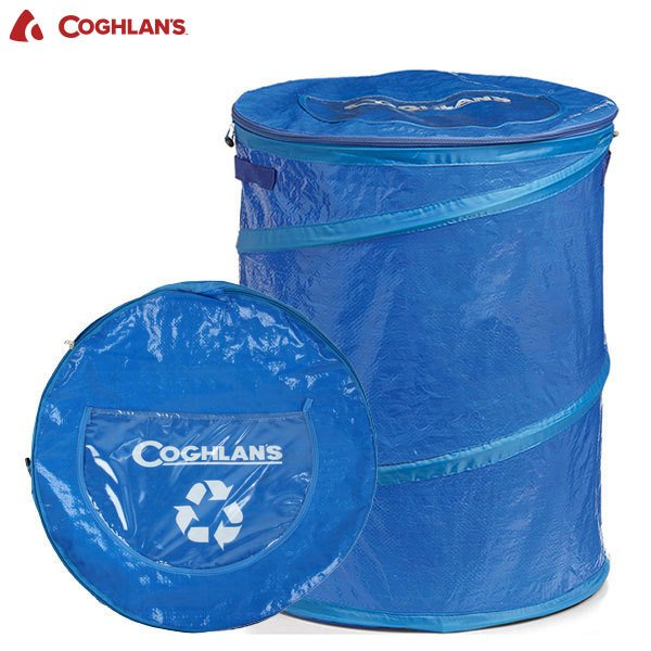 COGHLANS コフラン ポップアップ リサイクル ビン ゴミ箱 物入れ|aandfshop