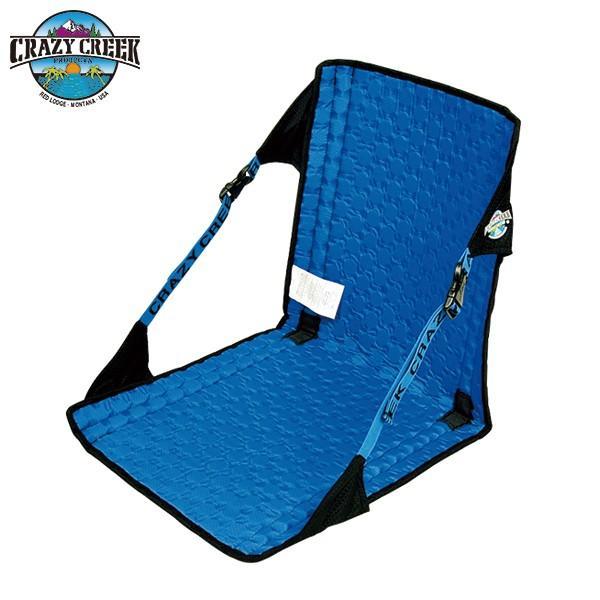 クレイジークリーク CRAZY CREEK HEX2.0 オリジナルチェア ブラックロイヤルブルー 椅子