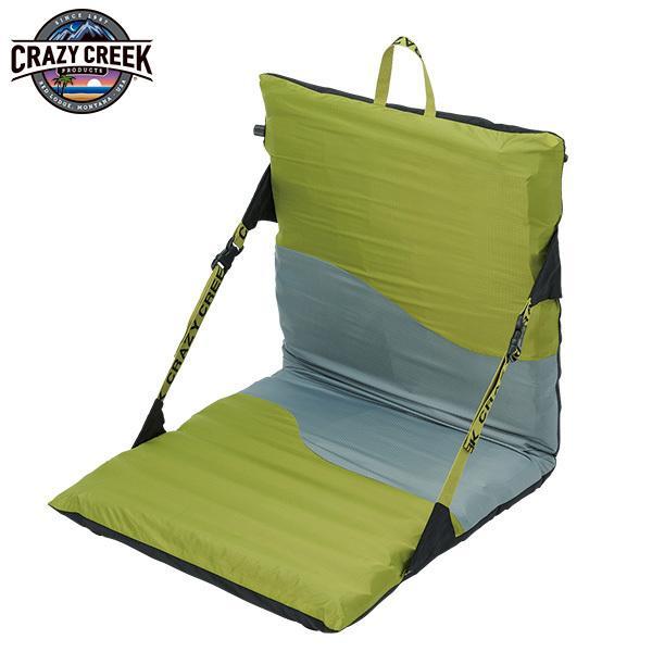 クレイジークリーク CRAZY CREEK エアチェアプラス ブラック ペアー 送料無料 椅子