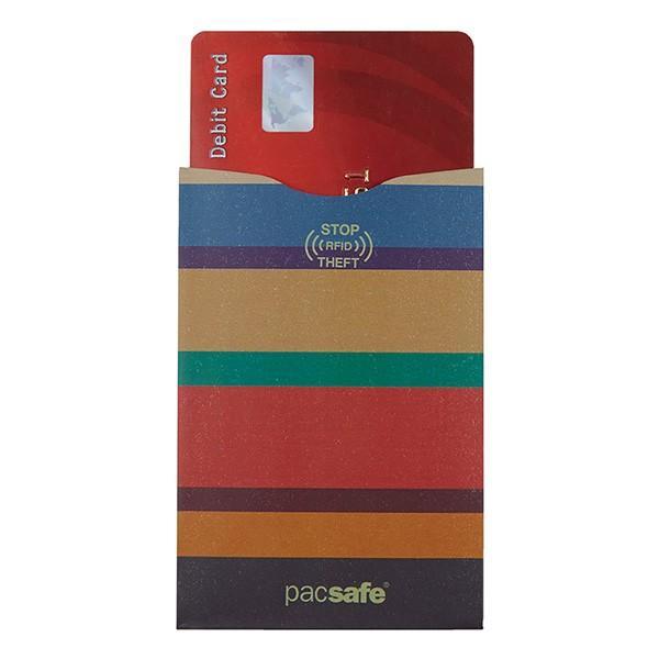 パックセーフ pacsafe RFIDセーフ スリーブ 25(5パック) トロピカル|aandfshop|02