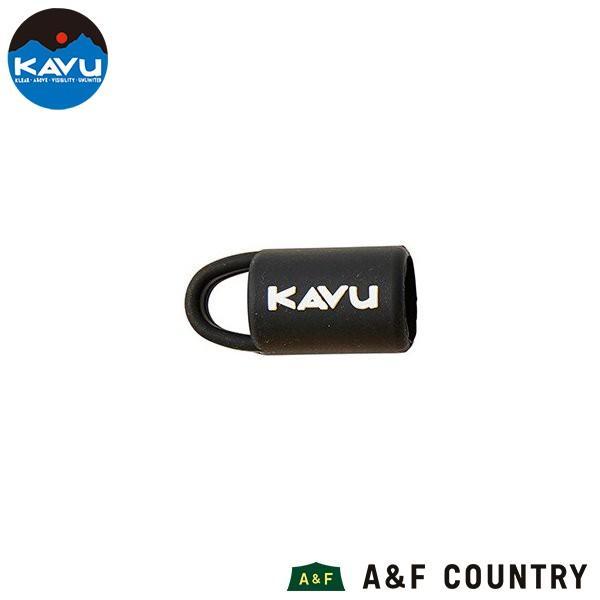 KAVU カブー リップケース ブラック