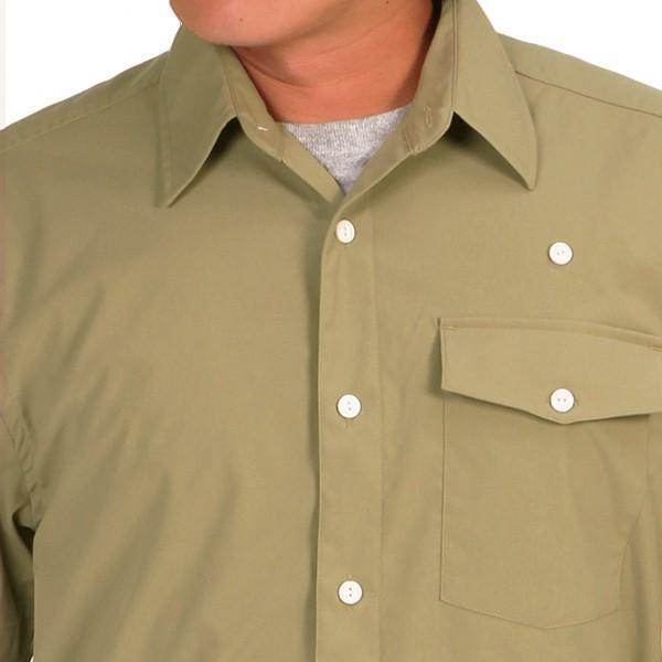 ウエスタンライズ WESTERN RISE Teckショートスリーブシャツ タン A&F直営店別注モデル|aandfshop|12