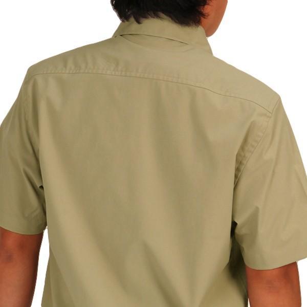 ウエスタンライズ WESTERN RISE Teckショートスリーブシャツ タン A&F直営店別注モデル|aandfshop|13