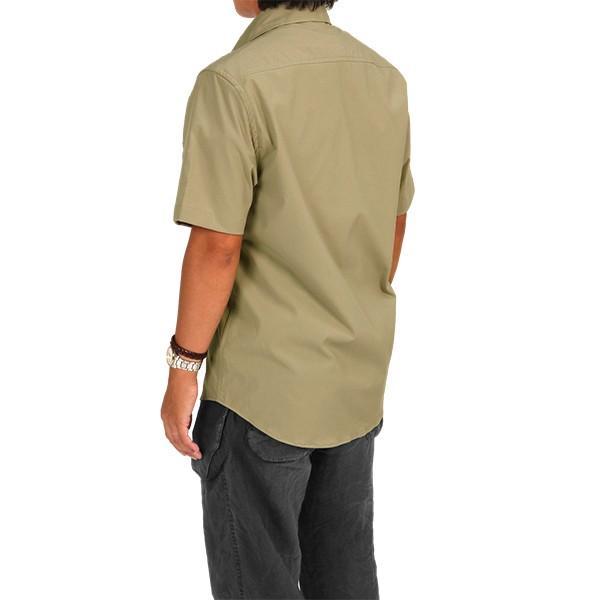ウエスタンライズ WESTERN RISE Teckショートスリーブシャツ タン A&F直営店別注モデル|aandfshop|09