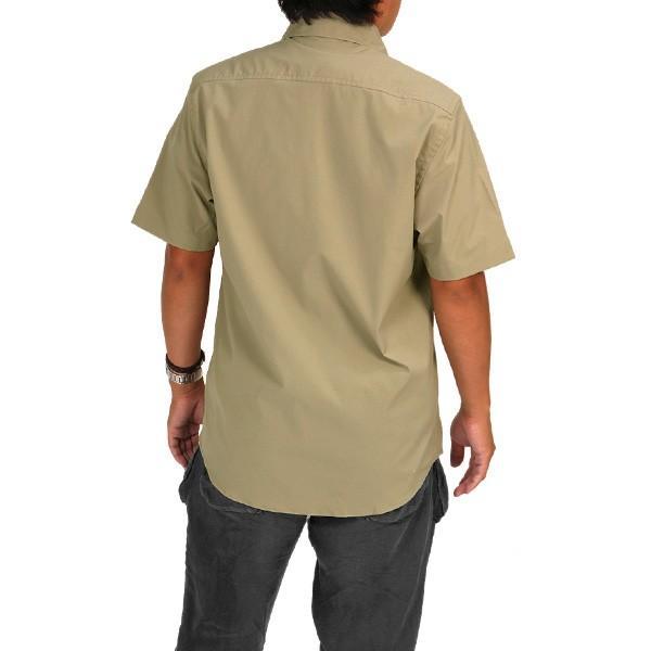 ウエスタンライズ WESTERN RISE Teckショートスリーブシャツ タン A&F直営店別注モデル|aandfshop|10