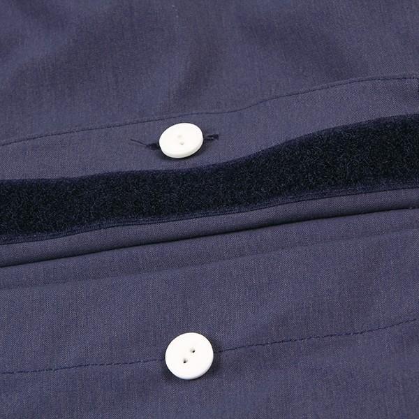 ウエスタンライズ WESTERN RISE Teckショートスリーブシャツ ブルー A&F直営店別注モデル|aandfshop|05