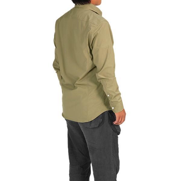 ウエスタンライズ WESTERN RISE Teckロングスリーブシャツ タン A&F直営店別注モデル|aandfshop|12