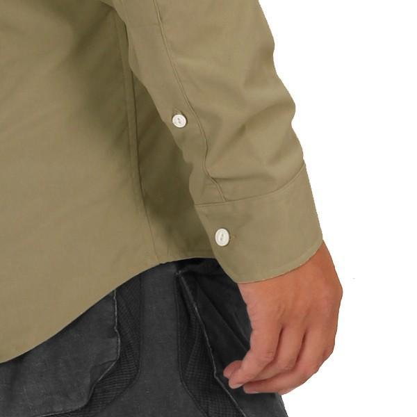 ウエスタンライズ WESTERN RISE Teckロングスリーブシャツ タン A&F直営店別注モデル|aandfshop|14