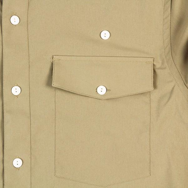 ウエスタンライズ WESTERN RISE Teckロングスリーブシャツ タン A&F直営店別注モデル|aandfshop|03