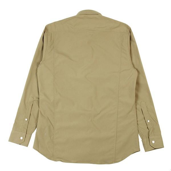 ウエスタンライズ WESTERN RISE Teckロングスリーブシャツ タン A&F直営店別注モデル|aandfshop|05