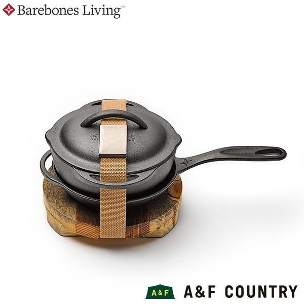ベアボーンズリビング Barebones Living キャストアイアンキット8インチ|aandfshop