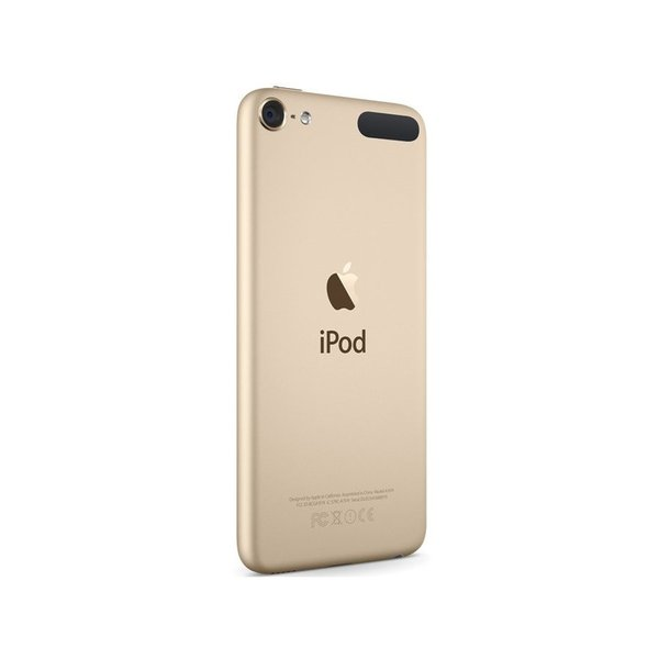 APPLE iPod touch 16GB ゴールド MKH02J/A(iPod touch 16GB ゴールド) ゴールドの画像