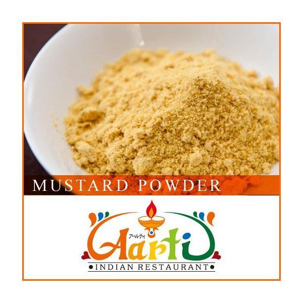 マスタードパウダー 100g 送料無料 Mustard Powder