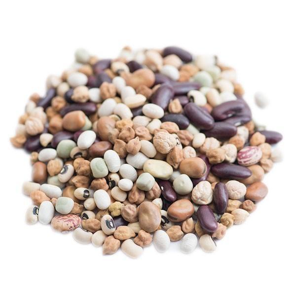 ミックスビーンズ 5kg(1kg ×5袋) 乾燥豆 送料無料