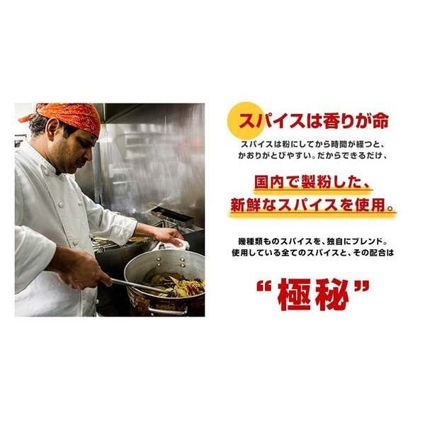 カレー お試し 3食セット インドカレー レトルトカレー 神戸アールティー セール グルメ 送料無料|aarti-japan|05
