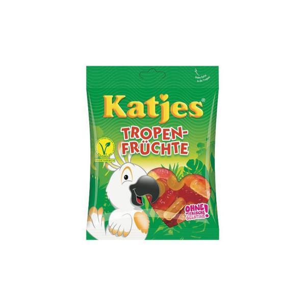 カッチェス フルーツグミ トロピカルフルーツ 200g 20セット 018996※代引・同梱不可