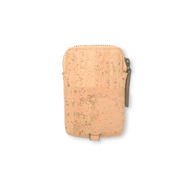 キーケース ナチュラルカラー コルク製 ビーガン 一年保証|aasha-shop|03