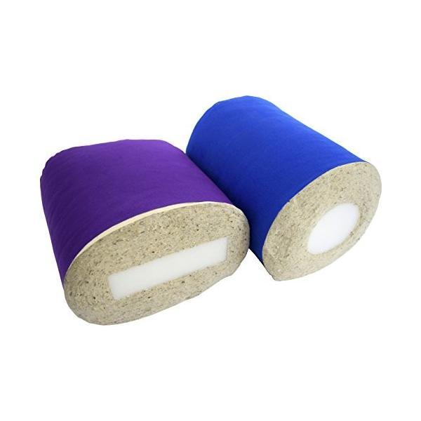 ヨガBean Products Yoga Bolster - Cotton Round - Black|abareusagi-usa|04