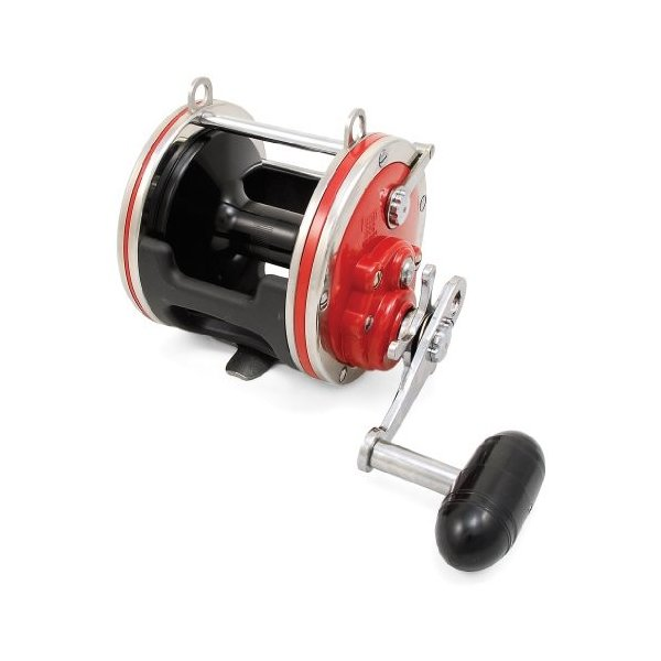 リールPenn Special Senator 114H2LW Fishing Reel, Wide Spool
