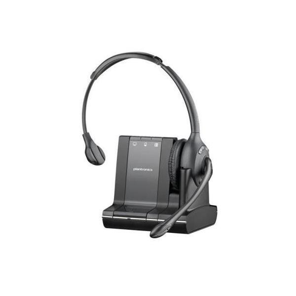 ノイズキャンセルヘッドホンPlantronics Savi W710M Microsoft version