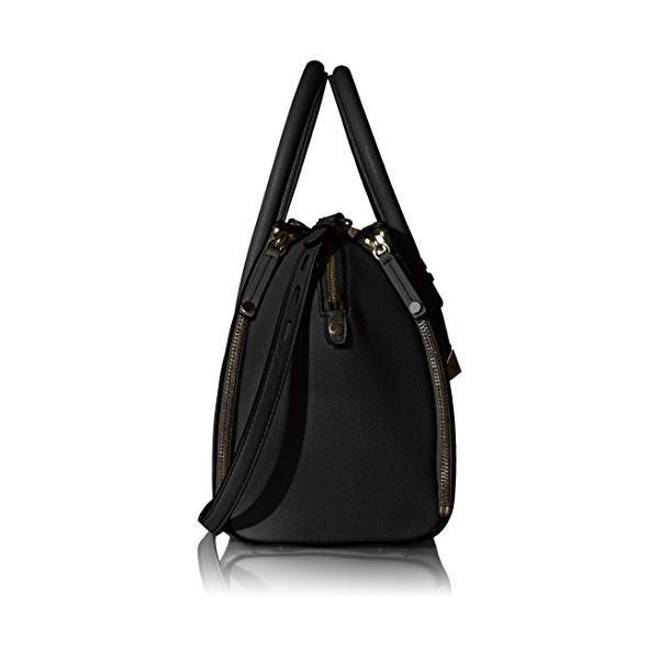 レベッカミンコフRebecca Minkoff Mini Perry Satchel Shoulder Bag, Black, One Size