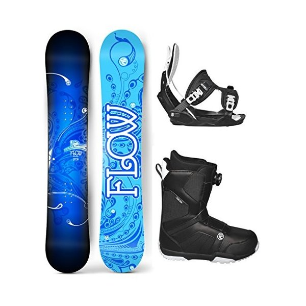 Boot Bindings Size 7 Flow Complete 2018 Flow Star Womens