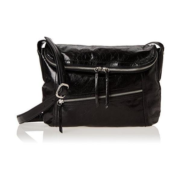 ホボHOBO Vintage Shane Cross-Body Handbag,Black,One Size