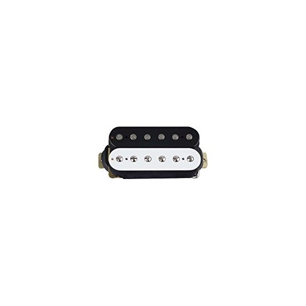 ディーンDean DPU MSB BW F Michael Schenker Lights Out Bridge Pickup, Black/White|abareusagi-usa