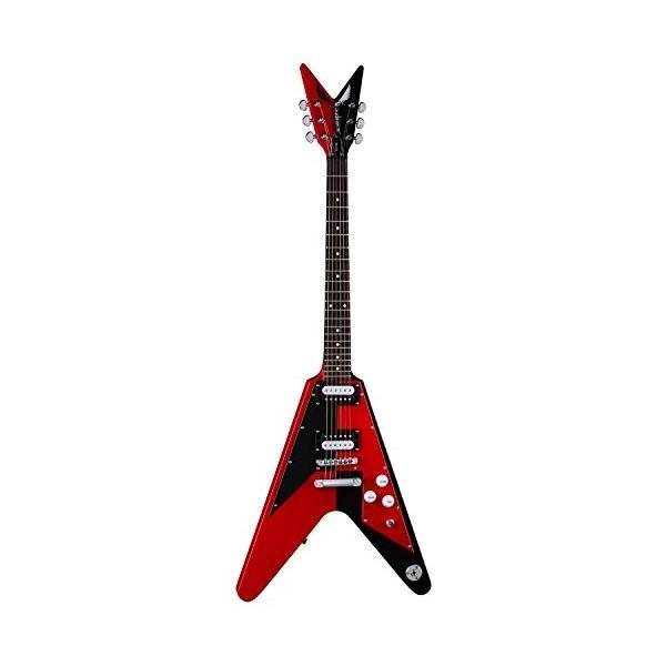 ディーンDean Michael Schenker Retro Electric Guitar Red & Black, Bundle abareusagi-usa 02
