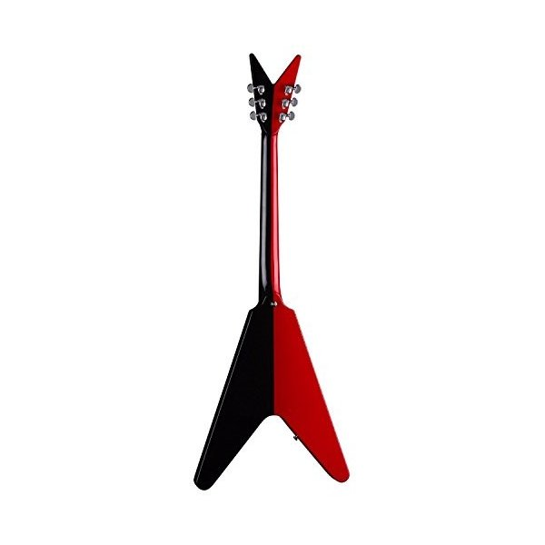 ディーンDean Michael Schenker Retro Electric Guitar Red & Black, Bundle abareusagi-usa 04
