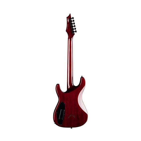 ディーンDean C450 FM SC Custom 450 Flame Top Electric Guitar with EMG - Scary Cherry|abareusagi-usa|03
