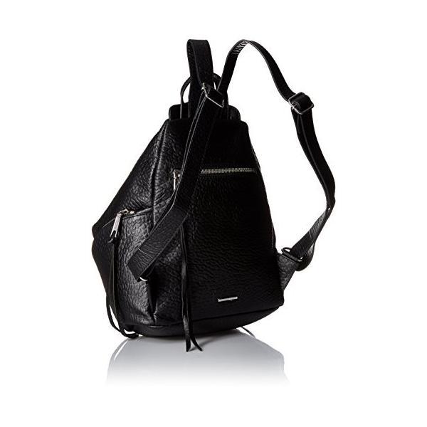 レベッカミンコフRebecca Minkoff Julian Back pack, Black, One Size