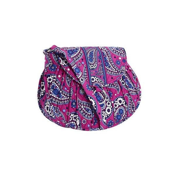 ヴェラブラッドリーVera Bradley Saddle Up in Boysenberry