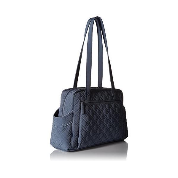 ヴェラブラッドリーVera Bradley Women's Stroll Around Baby Bag, Charcoal