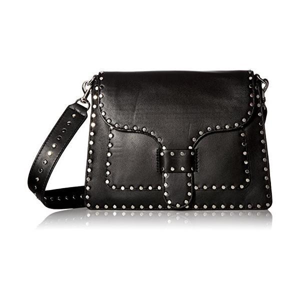 レベッカミンコフRebecca Minkoff Midnighter Slim Shoulder Bag, Black