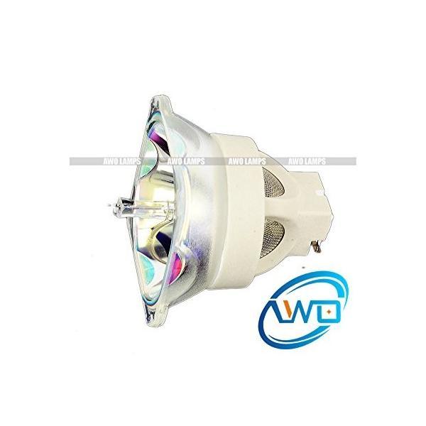 プロジェクターランプAWO Original Projector Bare Lamp Bulb 5J.J8K05.001 Fit for BENQ SX914