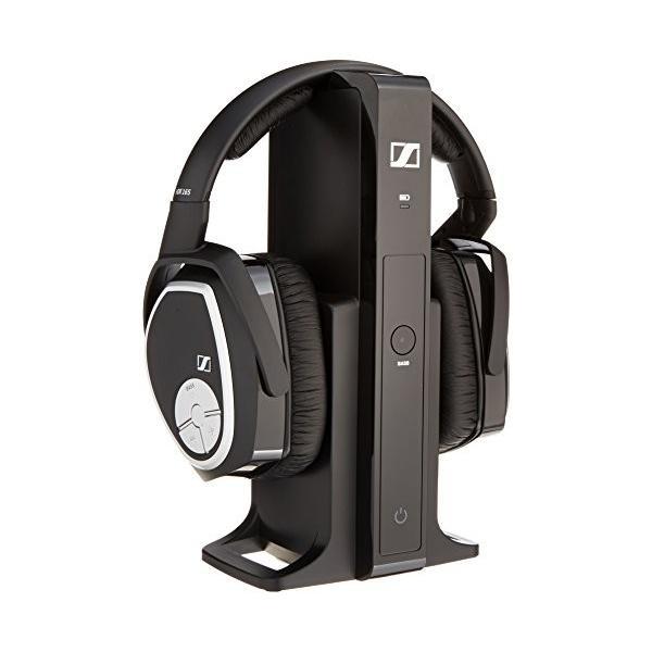 海外輸入ヘッドホンSennheiser RS 165 RF Wireless Headphone System