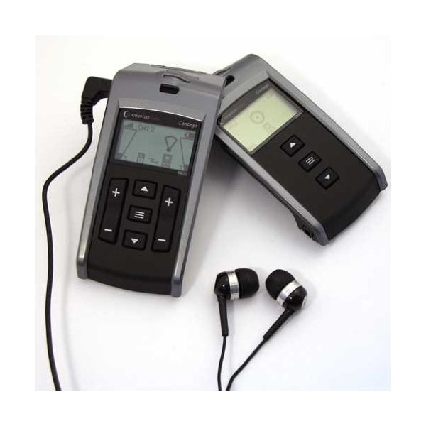 海外輸入ヘッドホンCommunications HC-CONTEGO1 Comfort Audio Contego FM HD Communication System with Earphone & Headphone