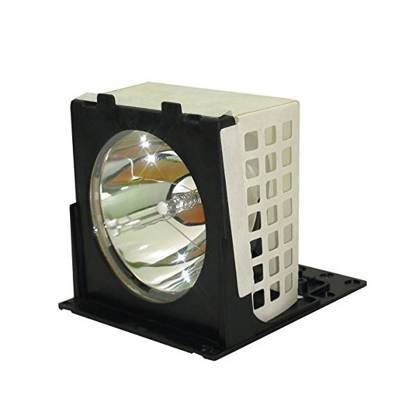 プロジェクターランプAuraBeam Rear Projection Replacement Lamp for Mitsubishi WD-62725 TV with Housing