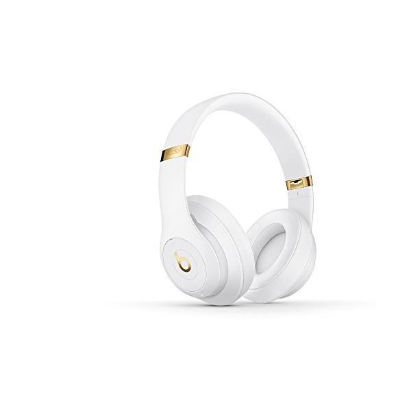 海外輸入ヘッドホンBeats Studio3 Wireless Over-Ear Headphones - White