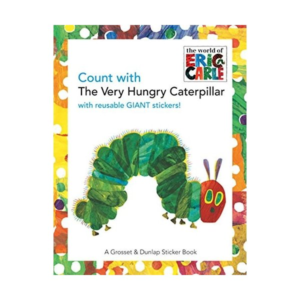 Count with the Very Hungry Caterpillar (The World of Eric Carle)|abareusagi-usa