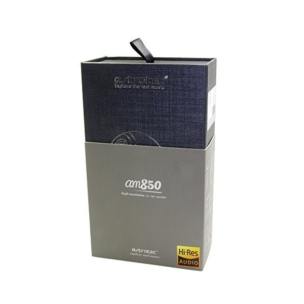 海外輸入ヘッドホンAstrotec Metal & Wood Hybrid Earphone AM850Japan Domestic genuine products
