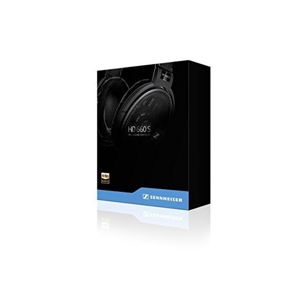 海外輸入ヘッドホンSennheiser HD 660 S - HiRes Audiophile Open Back Headphone