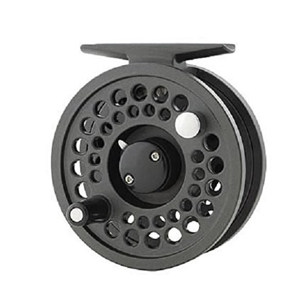 リールDaiwa Lochmor-A Single Action Fly Reel, 5.1-Pound
