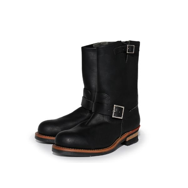 【RED WING】 レッドウィング ENGINEER エンジニア 9085 ABC-MART限定 BLACK_HARNESS|abc-martnet|01
