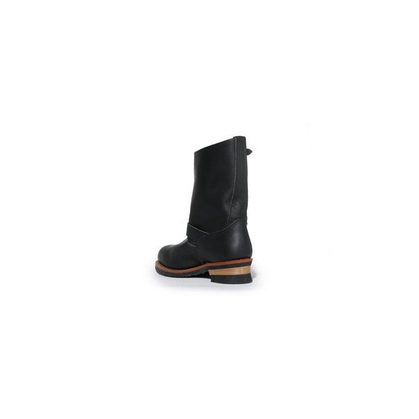 【RED WING】 レッドウィング ENGINEER エンジニア 9085 ABC-MART限定 BLACK_HARNESS|abc-martnet|03