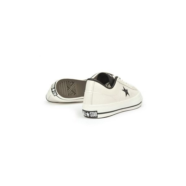 ≪日本製≫ 【CONVERSE】 コンバース ONE STAR J ワンスター J WHITE/BLACK|abc-martnet|04