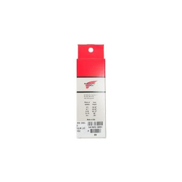 【RED WING GOODS】 レッドウィング グッズ 48 TASLAN LACE 48インチ タスラン レース 97150 TAN/GOLD|abc-martnet|02