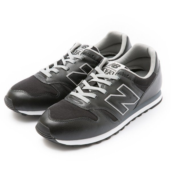 【NEW BALANCE】 ニューバランス ML373BLK 17SS ABC-MART限定 *BLACK/GY(BLK)|abc-martnet
